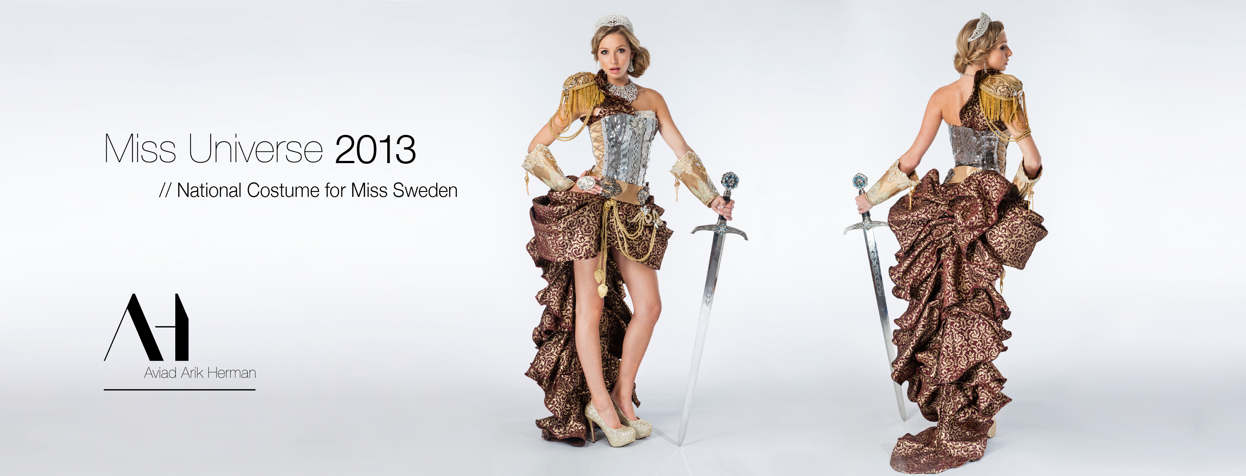 Miss Universe 2013 Costumes